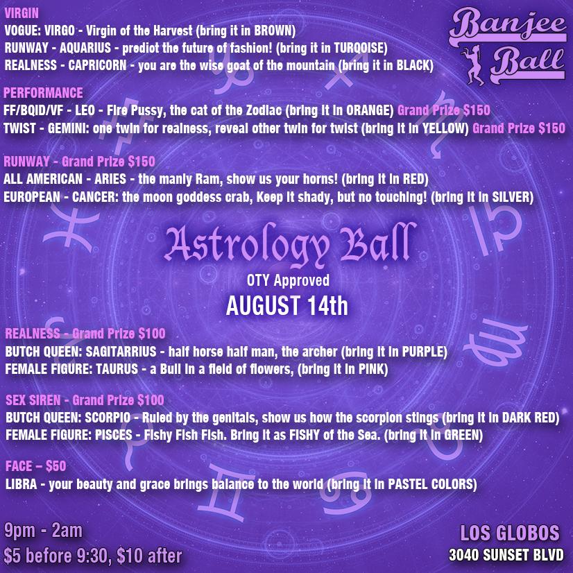 astrologyballcategories